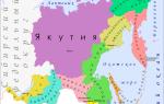 ДАЛЬНИЙ ВОСТОК РОССИИ: ОДИН ДЕНЬ ДЕКАБРЯ 2018 ГОДА